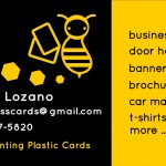 Business Card Bee